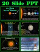 FREEBIE - The Planets of The Solar System (Lesson, Powerpoint & Printables)