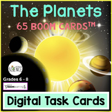 The Planets of the Solar System Boom Cards™