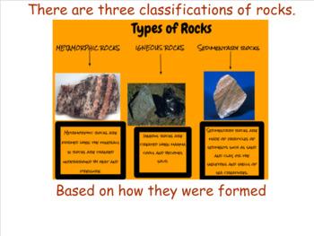 The Plant Rock Lesson 1