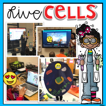 The Plant and Animal Cell LIVE!