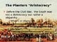 The Planters Aristocracy PPT