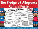 The Pledge of Allegiance Cut and Paste #KindnessNation #WeHoldTheseTruths