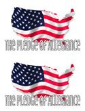 The Pledge of Allegiance Emergent Reader - FREEBIE