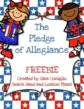 Civics Lesson Plan | Pledge Of Allegiance | Cognitive Science