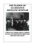 The Pledge of Allegiance Socratic Seminar