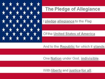 The Pledge of Allegiance and Francis Bellamy