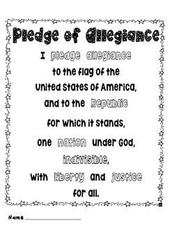 The Pledge of Allegiance...What Does It Mean?