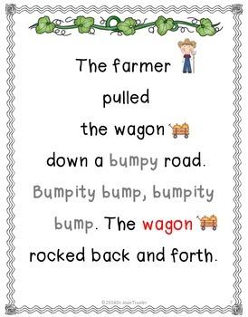 The Plump Pumpkin