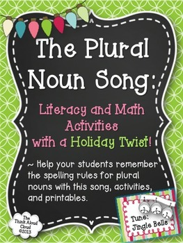 Plural Noun Song with Activities