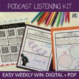 The Podcast Listening Kit