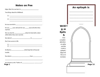 The Poe Packet