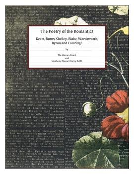 The Poetry of the Romantics - A Common Core Unit Plan