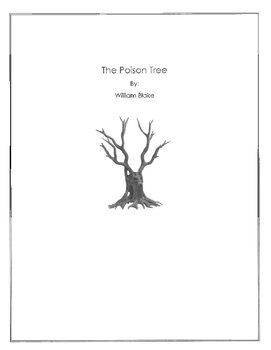 The Poison Tree by William Blake