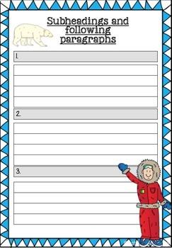 The Polar Bear - Informational Writing