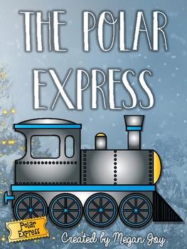 The Polar Express Readers Theater Play & ELA Activities