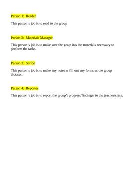 The Polar Express- 5 days of Language Arts lesson plans