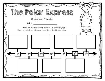 The Polar Express: A Common Core Book Study