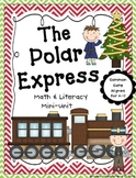 The Polar Express {A Day of Math and Literacy Fun!}