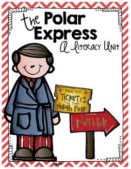 The Polar Express {A Literacy Unit}