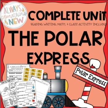 The Polar Express Activities