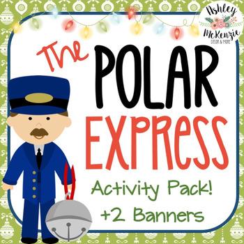 The Polar Express Christmas Activities Pack