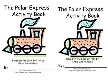 The Polar Express Activity Book