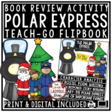 Christmas Reading Activity: The Polar Express Activities Flip Book Review
