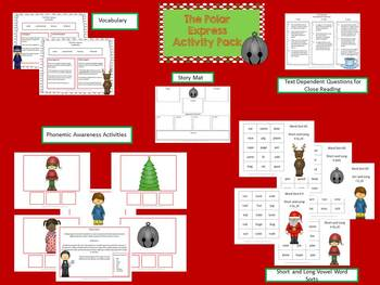 The Polar Express Activity Pack