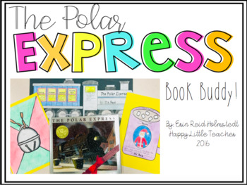 The Polar Express Book Buddy
