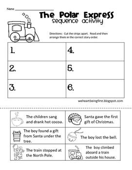 The Polar Express Book Extension 1-2