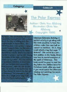 The Polar Express By: Chris Van Allsburg
