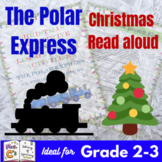 The Polar Express Christmas Read Aloud Lesson Plan and Activities Printable