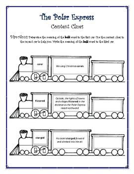 The Polar Express Context Clues