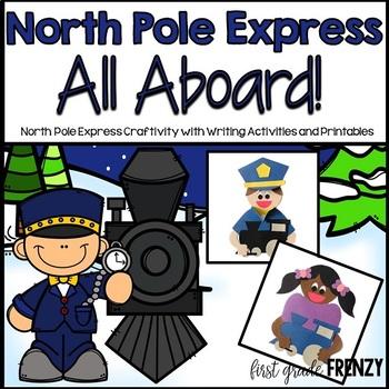 The Polar Express Craftivity