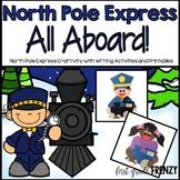 North Polar Express Craftivity