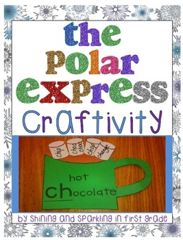 The Polar Express Craftivity Freebie