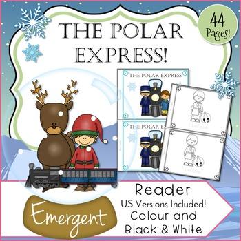 The Polar Express Inspired Emergent Reader