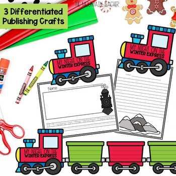 The Polar Express Imaginative Narrative & Craft