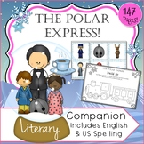 Polar Express Inspired Literary Companion Unit