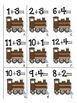 The Polar Express {Math and Literacy Centers} Mini Unit