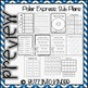 The Polar Express Mini Unit (Printables Perfect for Sub Plans!)