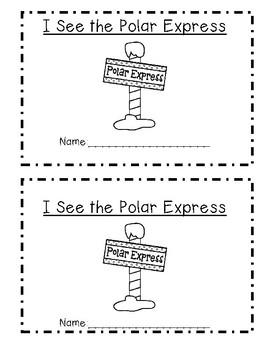 The Polar Express MiniBook