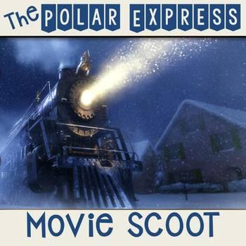 The Polar Express Movie QR Code SCOOT