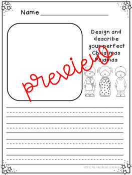 The Polar Express Printable Writing Prompts