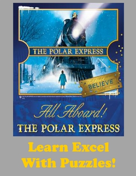 The Polar Express Puzzles in Microsoft Excel