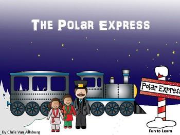 The Polar Express ~  Reader