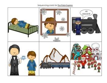 Christmas Speech and Language Book Companion