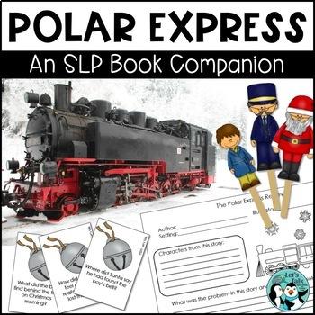 The Polar Express - Speech and Language Book Companion