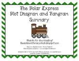 The Polar Express - Summary Tangram Activity
