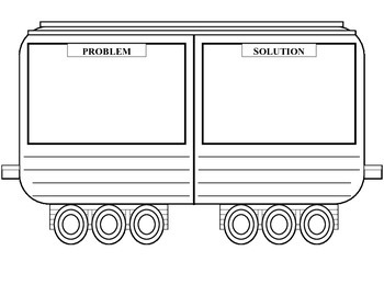 Polar Express TRAIN : Characters, Setting, Problem, Solution